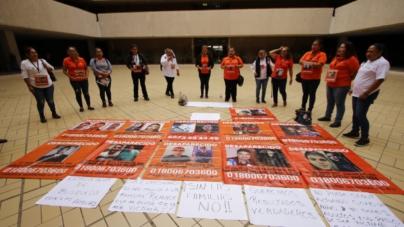 Comisión de Búsqueda se confronta con víctimas de desaparición