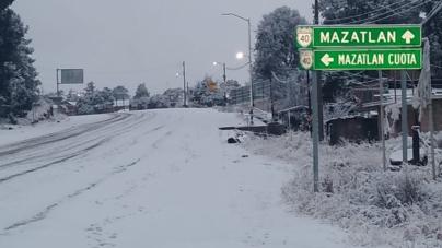 Se restablece la circulación en carretera Mazatlán-Durango