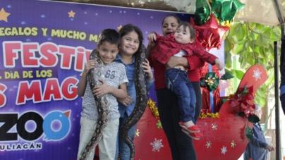 Festival de Reyes | Zoológico de Culiacán invita a festejar Día de Reyes con entrada gratuita