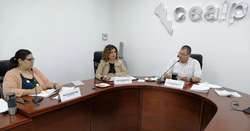Ordena Ceaip a 16 dependencias entregar información pública a ciudadanos