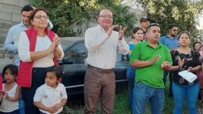 De territorio,  las y los diputados priístas: Sergio Jacobo Gutiérrez