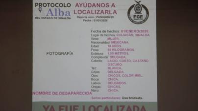 500 desapariciones de mujeres después, da inicio el Protocolo Alba