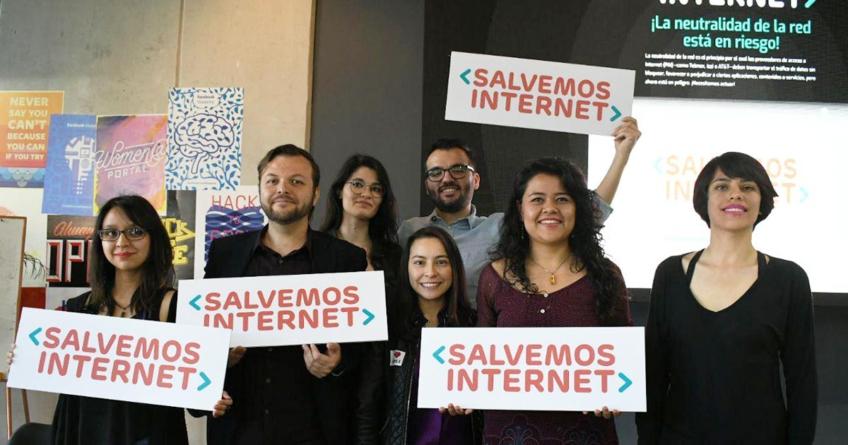 #SalvemosInternet | Llaman a proteger la neutralidad de la red en México