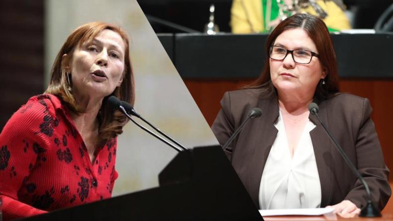 Efecto ESPEJO   ¿Tatiana Clouthier o Imelda Castro, candidata en Sinaloa?