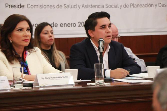 Sinaloa trabaja en levantar bandera blanca en obra social: Ricardo Madrid
