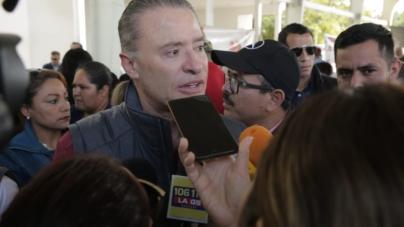 Quirino anuncia 500 mdp para obras de drenaje en todo Sinaloa