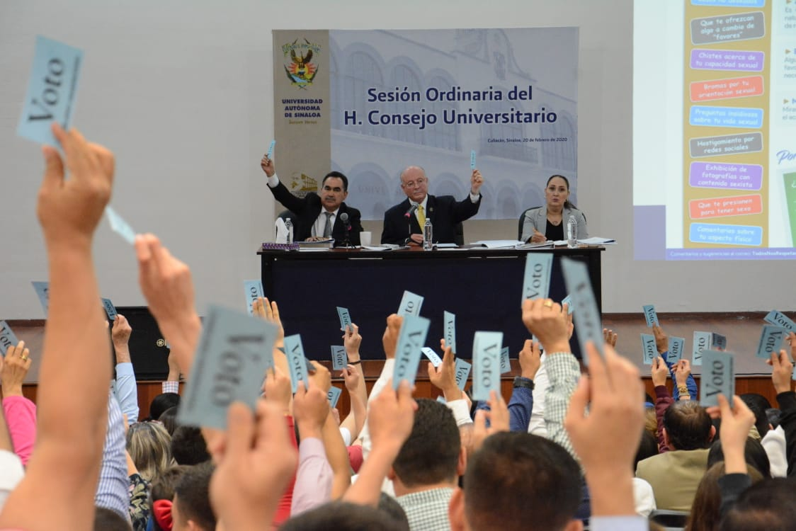 Consejo Universitario UAS