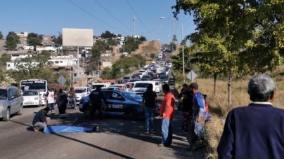 Joven fallece atropellada al intentar cruzar la Obregón; no es el primer accidente en la zona