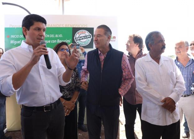 ¡Por fin! Conectarán bulevar Miguel Tamayo con carretera a Culiacancito
