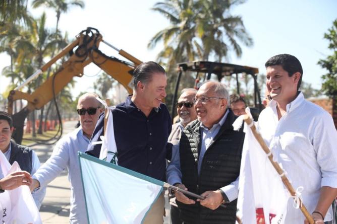 Con modernización de la Camarón Sábalo, Mazatlán completa su transformación