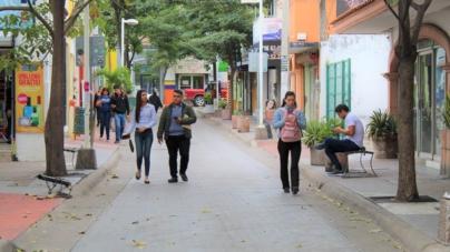 Calle Morelos será peatonal de manera permanente; irá del Malecón Nuevo a la Antonio Rosales