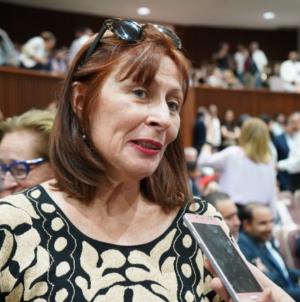 """""""Les digo ahí está Imelda""""   Ratifica Tatiana Clouthier impulso a Imelda Castro rumbo a gubernatura"""