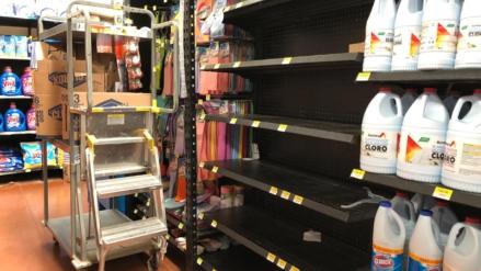 Hay capacidad para proveer a familias y empresas; llama CCE a evitar compras de pánico