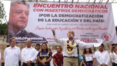 El control del  SNTE, clave para la sucesión presidencial 2024 | El análisis de Alejandro Luna