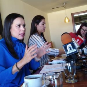 Ismujeres   La entrega recepción de Araceli Tirado