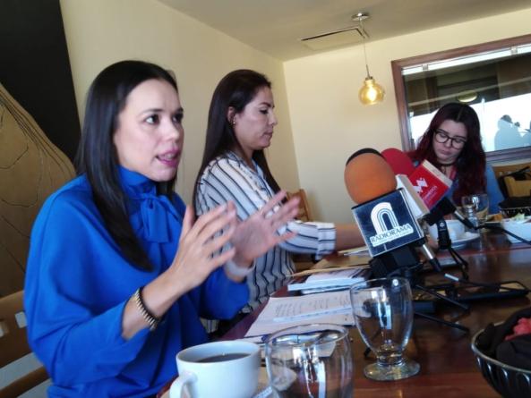 Ismujeres | La entrega recepción de Araceli Tirado
