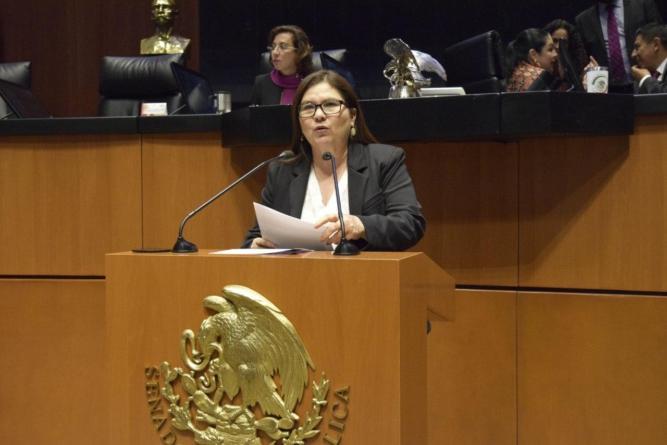 Imelda Castro felicita a Congreso de Sinaloa por rechazo a continuidad en el Ismujeres