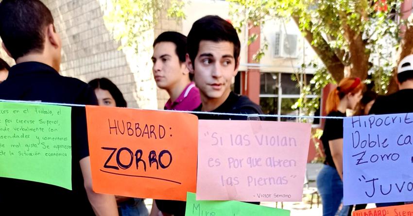 Alumnas destapan casos de acoso en UAdeO y Tec de Culiacán