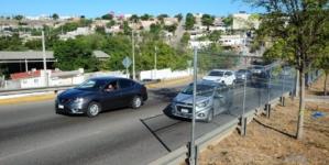 Malla en la Obregón no es solución definitiva; se harán más modificaciones: Ayuntamiento