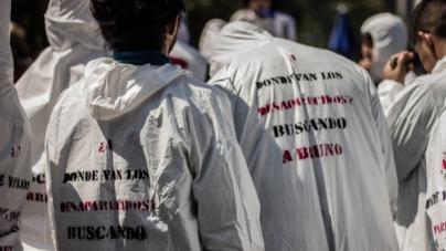 Familiares de desaparecidos exhiben ante la CIDH obstáculos del Mecanismo de Identificación Forense