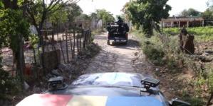 Autoridades mantienen operativo en Aguacaliente luego de creación de fuerza comunitaria