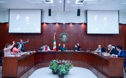Congreso de Sinaloa restringe acceso y anuncia plan contra COVID 19