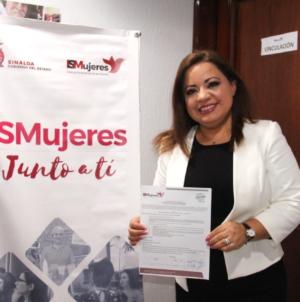 Eva Guerrero: Tiene plaza en SEPyC, cobra por publicidad oficial y es la candidata de Quirino para Ismujeres