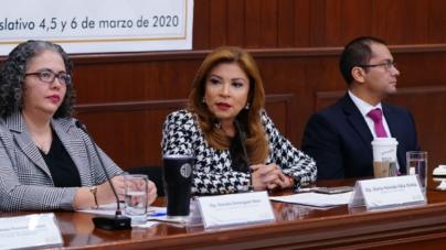 Inicia 63 Legislatura trabajos para elaborar ley sobre desplazamiento forzado
