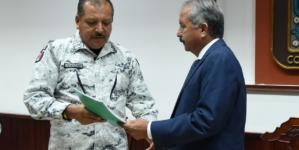 Ayuntamiento dona predio para base operativa de la Guardia Nacional
