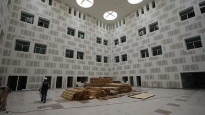 Este será el hospital donde atenderán casos de Covid-19 y que será operado por militares
