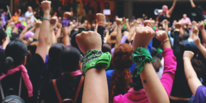 #FuimosTodas   Colectivas feministas exigen disculpas públicas tras represión policial