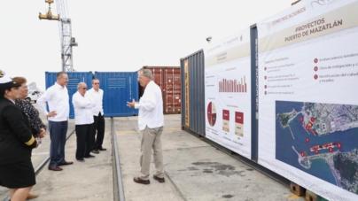 Efecto ESPEJO | Terminal para cruceros en Mazatlán: llevarla de la promesa a los hechos