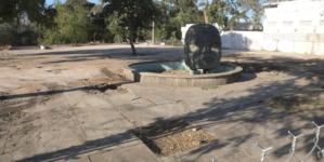 Gobierno de Culiacán recupera espacio en abandono en Parque Centro Cívico Constitución