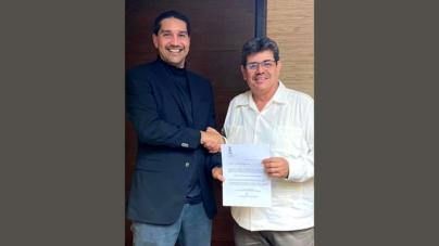 Quirino da trabajo en Administración y Finanzas a abogado 'Malovista'