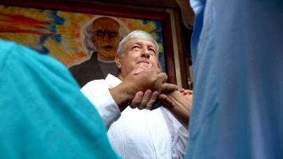 Efecto ESPEJO   Visita de AMLO a Sinaloa, desafío a la contingencia por Covid-19