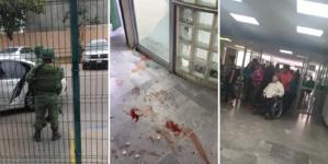 Reportan balacera en el Hospital del IMSS en Culiacán