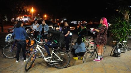 Mujeres en bici | Una rodada para recuperar Culiacán