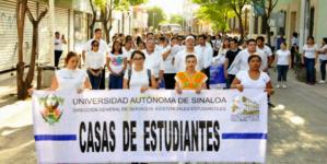 Por coronavirus, UAS desalojará a alumnos de casas del estudiante; algunos no tienen a donde ir