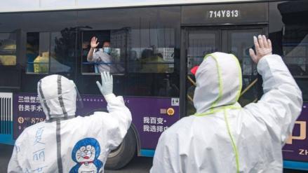 China registra su tercer día consecutivo sin contagios locales de Covid-19