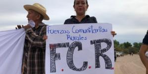 Crean una Fuerza Comunitaria Rural por violencia