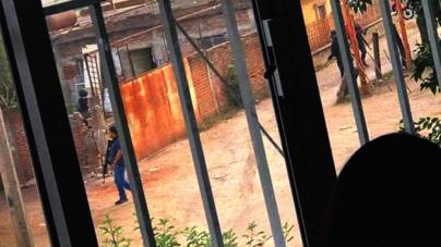 Balaceras y amenazas causan pánico en Culiacán