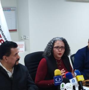 """Rechaza Morena acusación priista; """"no buscamos restar facultades a la ASE"""""""
