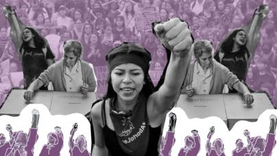 Las Colectivas | La construcción de los derechos políticos de las mujeres y sus costos