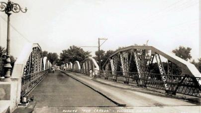 Culiacán y sus historias | El Puente Cañedo