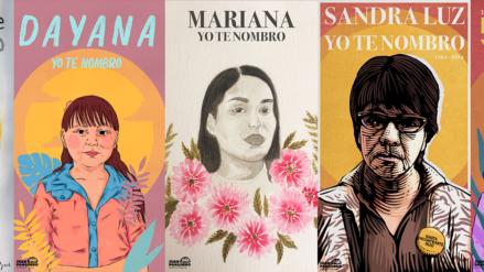 Yo te nombro | Sandra Luz, Mariana, Dayana, Perla, Diana Giselle…