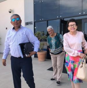 Hubo justicia selectiva en el caso Salud, reconoció Jueza