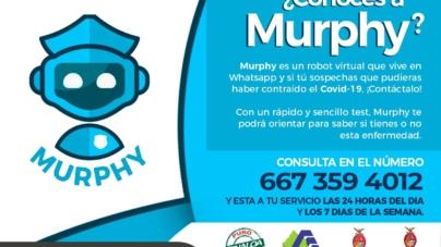 Crean a MURPHY, un robot de rápida atención para sospechosos de Covid-19
