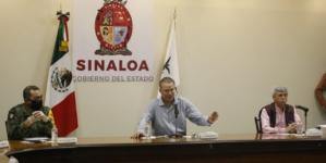 Instala Quirino el Centro Estatal de Contingencias COVID-19