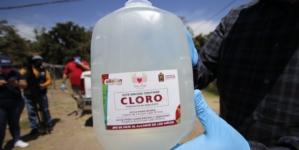 En el Penal de Culiacán fabrican cloro orgánico contra contingencia por Covid-19
