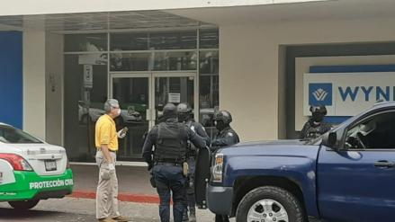 Fotogalería | Verifica Policía Estatal el cierre de hoteles y moteles en Culiacán